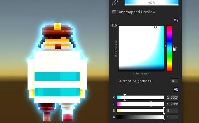 Sprite Glow VFX | Elringus